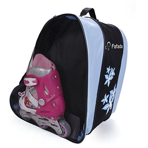 Fafada Ice Skating Bag Hockey Skate Figure Shoes Case Roller Holder Inline