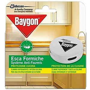 Baygon Esca Insetticida Formiche Pronta all'Uso, Protezione Cucina 30 g - Confezione da 1 Esca per Uso in Spazi Interni… 5 spesavip