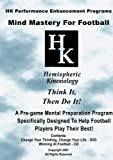 Mind Mastery For Football (DVD & CD) by Aries International