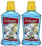 Colgate Mw Kids Minions Size 16.9z Colgate Mouth Wash Kids Minions 16.9z