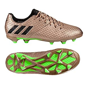 Messi 16.1 Kids Firm Ground Soccer Cleats (4.5)