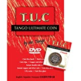 Tango Ultimate Coin (T.U.C.) 2 Pounds with instructional by