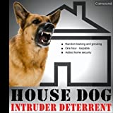 House Dog - Barking and Growling Sounds for Added Home Security