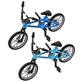 vegan Finger Alloy Bicycle Model Mini MTB BMX Fixie Bike Boys Toy Creative Game Gift