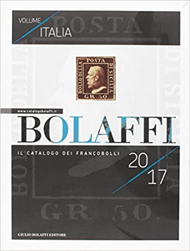 59d80f2c44 Amazon.it: Catalogo Bolaffi dei Francobolli - - Libri