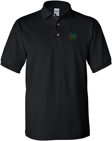 Custom Polo Shirts for Men Ingeniero Spanish Engineer Embroidery Cotton