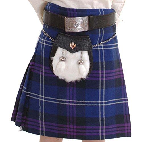 Boys Childrens Scottish Heritage of Scotland Tartan Kilt Age: 11-12 Years - Heritage Of Scotland Kilt