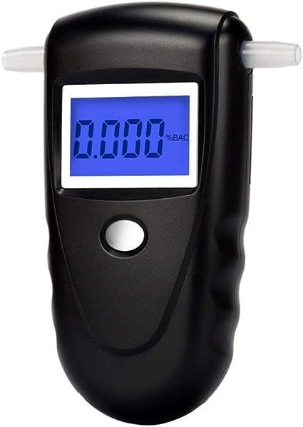 Alcohol Tester Professional Digital Breathalyzer Breath Analyzer with Large Digi