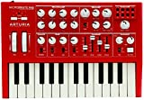": Arturia MicroBrute SE Analog Synthesizer RED + Analog Lab 2 software ""Free Upgrade"" to Analog Lab 3 - Special Edition bundle"
