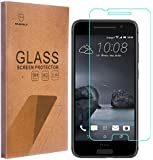 Mr Shield For HTC One A9 [Tempered Glass] Screen Protector [0.3mm Ultra Thin 9H Hardness 2.5D Round Edge] with Lifetime Replacement Warranty