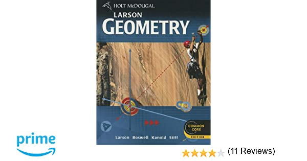 Amazon holt mcdougal larson geometry student edition 2012 amazon holt mcdougal larson geometry student edition 2012 9780547647142 holt mcdougal books fandeluxe Gallery