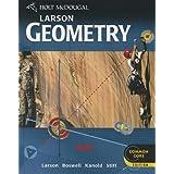 Holt McDougal Larson Geometry: Student Edition 2012