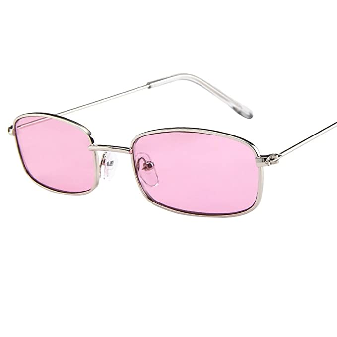 1d4e4be1638 Amazon.com  Limsea Hot Sale! Vintage Glasses Women Man Square Shades ...