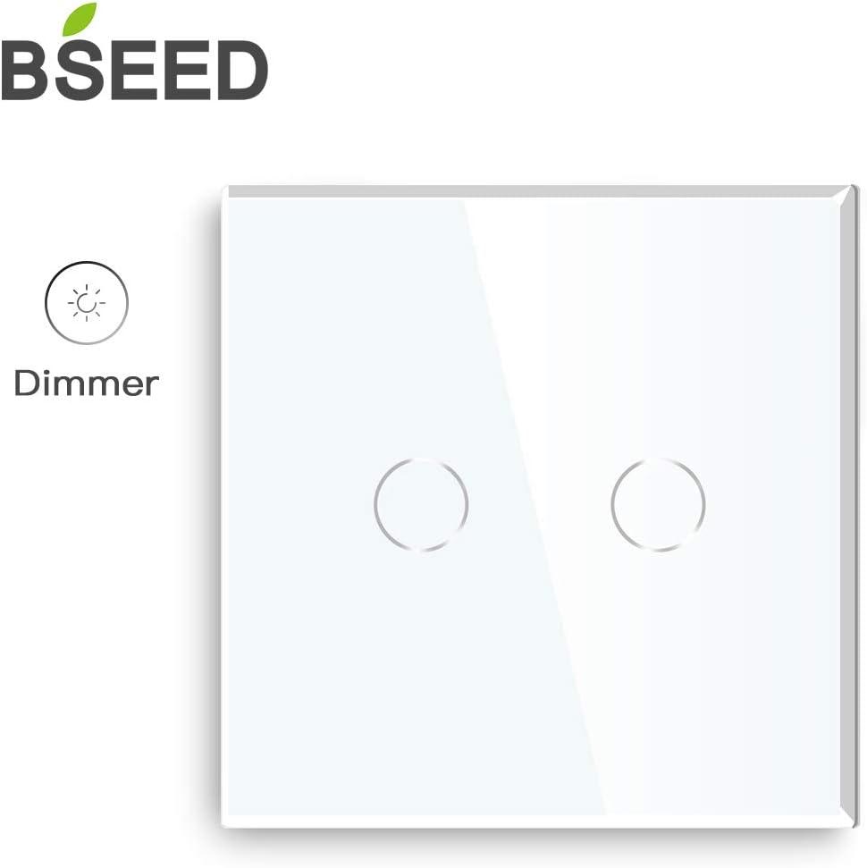 Box 1 Gang 1 Way 400 Watt Standard light Dimmer Switch Classic