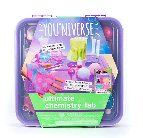 Youniverse the best amazon price in savemoney youniverse chemistry lab by horizon group usa solutioingenieria Choice Image