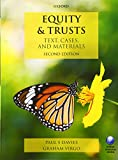 img - for Equity & Trusts: Texts, Cases, and Materials (Text, Cases, And Materials) book / textbook / text book
