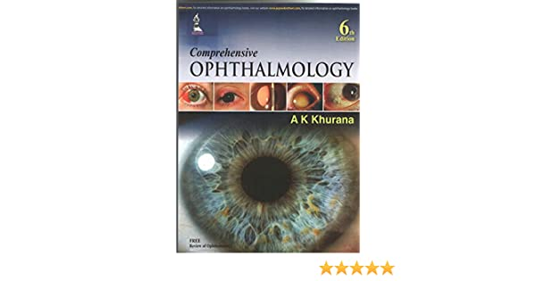 Comprehensive Ophthalmology 6th Edi. / Review of Ophthalmology 6th ...