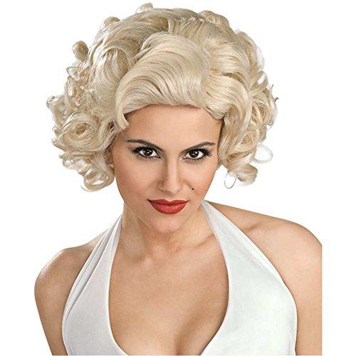 Marilyn Monroe Wig - One Size