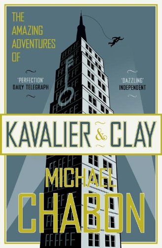 Image result for The Amazing Adventures of Kavalier and Clay