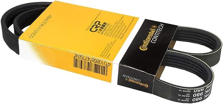 Contitech V-Ribbed Belt 5PK980