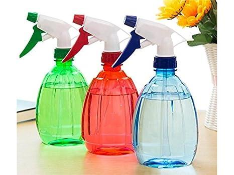 Yyanliii Herramientas de jardinería Botella de riego en Spray Molde de plástico en Forma de rociador Botella-Rojo: Amazon.es: Deportes y aire libre