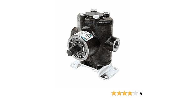 Hollow Shaft Hypro 5330C-HRX Small Twin Piston Pump