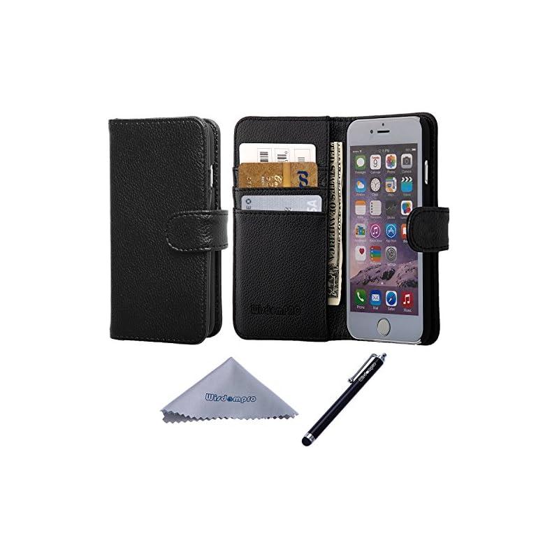 iPhone 6/6s Case, Wisdompro Premium PU L