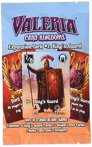 Bog Witch - Daily Magic Games Valeria Card Kingdoms Expansion Pack #1: King's Guard Board Games
