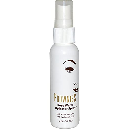Frownies Rose Water Hydrator Spray 2 oz.