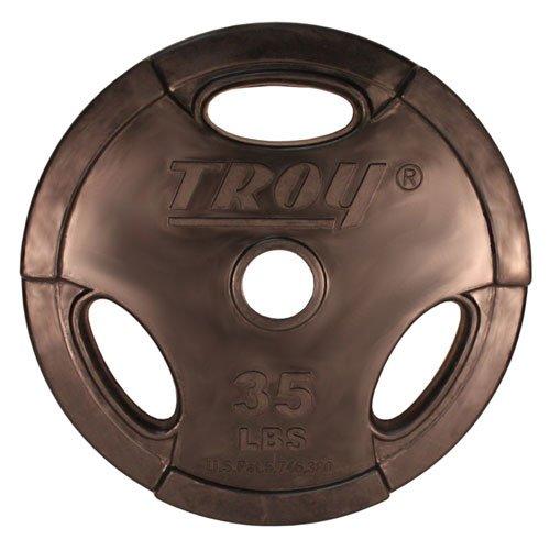 Troy Machined Interlocking Rubber Encased Grip Plate