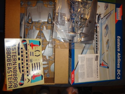 MONOGRAM 1:48 Eastern Airlines DC-3 Model Kit (Skill for sale  Delivered anywhere in USA