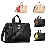 Women's Crossbody Gadget Bag for Fits Fujifirm Instant SLR Professional Mirrorless Digital Cameras