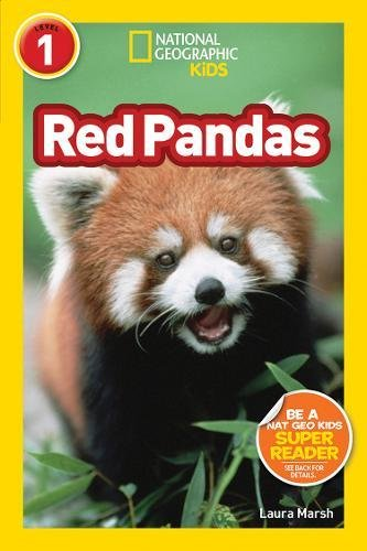 National Geographic Readers Red Pandas