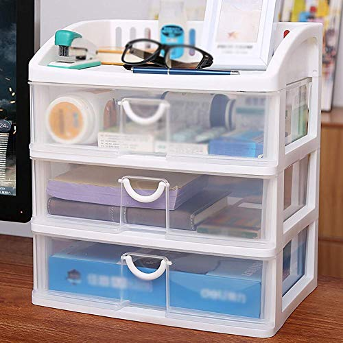 Amazon.com: GQZC Desktop Sorter, Cosmetic Storage Box, Desk ...