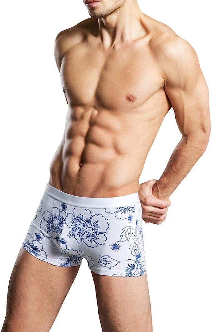 Calzoncillos Boxer para Hombre Ropa Interior para Hombres Moda ...