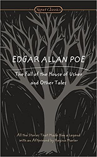 Amazon The Fall Of The House Of Usher And Other Tales Signet