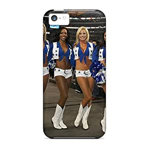 Awesome Design Dallas Cowboys Cheerleaders 2013 Hard Case Cover For Iphone 5c