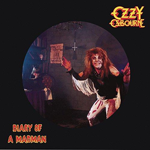 Diary Madman Ozzy Osbourne product image
