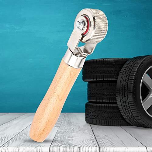 Mango de madera Parche de reparación de neumáticos Herramienta de ...