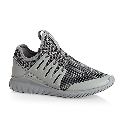 adidas Tubular Radial J Schuhe 3,0 chosgr/dgsogr/vinwht