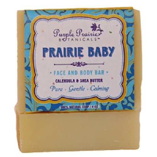 Prairie Baby Bar Soap - 3 Pack
