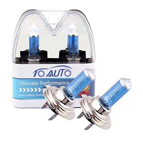 Type Super White Headlight Bulb - 7