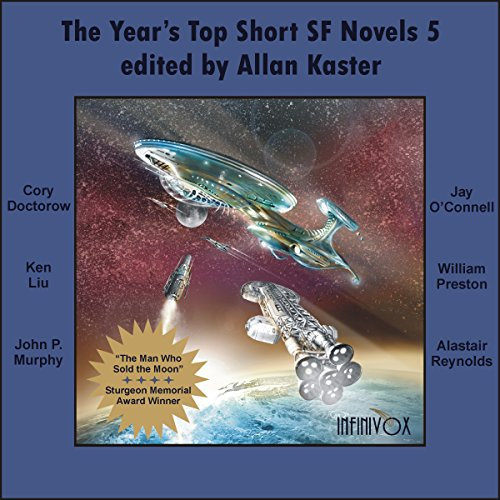 The Year's Top Short SF Novels 5