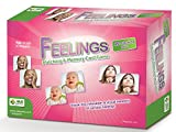 Feelings - Matching & Memory Card Game. Educational Game that Promotes Cognitive Skills and Helps Stimulate Conversation about Feelings & Emotions