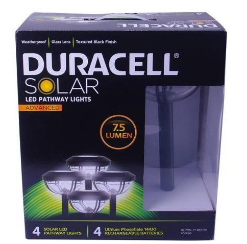Duracell Led Solar Pathway Light in Florida - 4