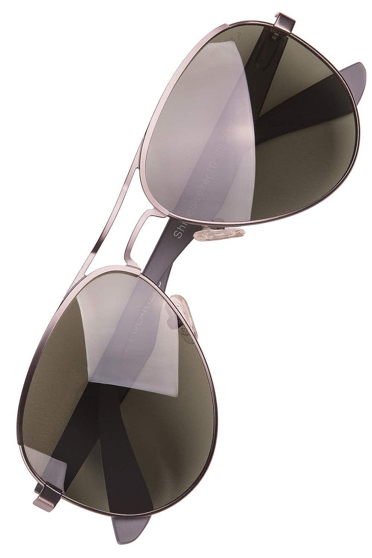 Gafas de sol de Aviador polarizadas Verdster para Hombres – Protección UV400 – gris