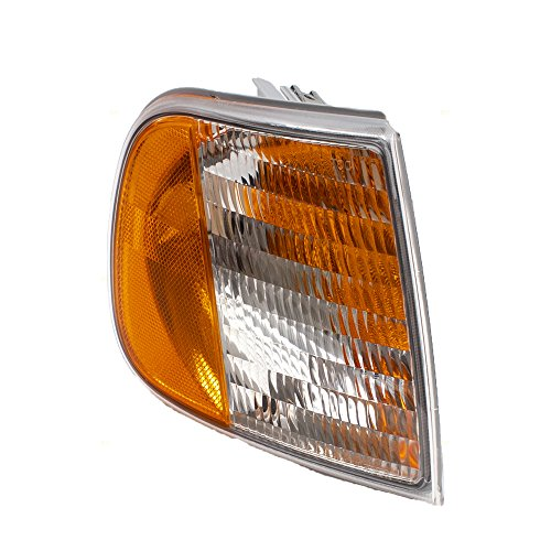 - Passengers Park Signal Corner Marker Light Lamp Unit Replacement for Ford F150 F250 Pickup Truck Expedition F75Z13200AC AutoAndArt