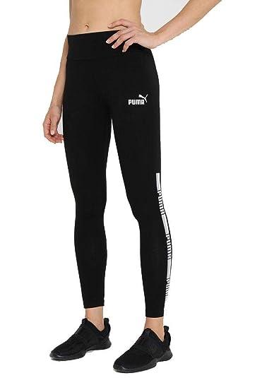 8c805e5461c8f Puma Tape Leggings Cotton Black: Amazon.in: Shoes & Handbags
