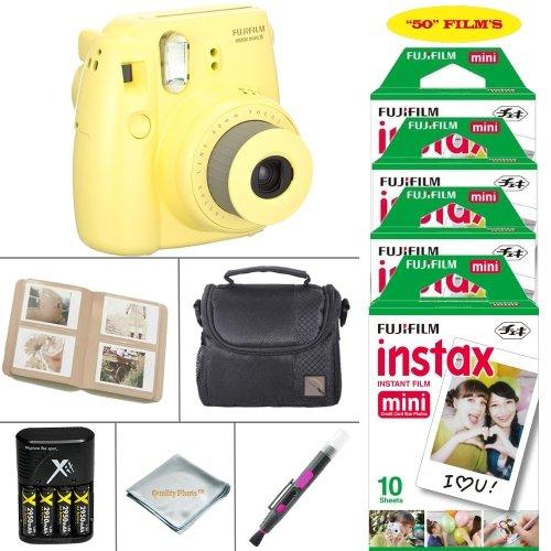 Fujifilm Mini Instant Camera Yellow