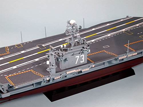 ピットロード 1/700 スカイウェーブシリーズ アメリカ海軍 空母 CVN-73 ジョージ・ワシントン 2008 プラモデル M47